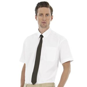 B&C Collection BA708 - Chemisette Homme Oxford