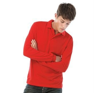 B&C Collection B301L - Safran long sleeve