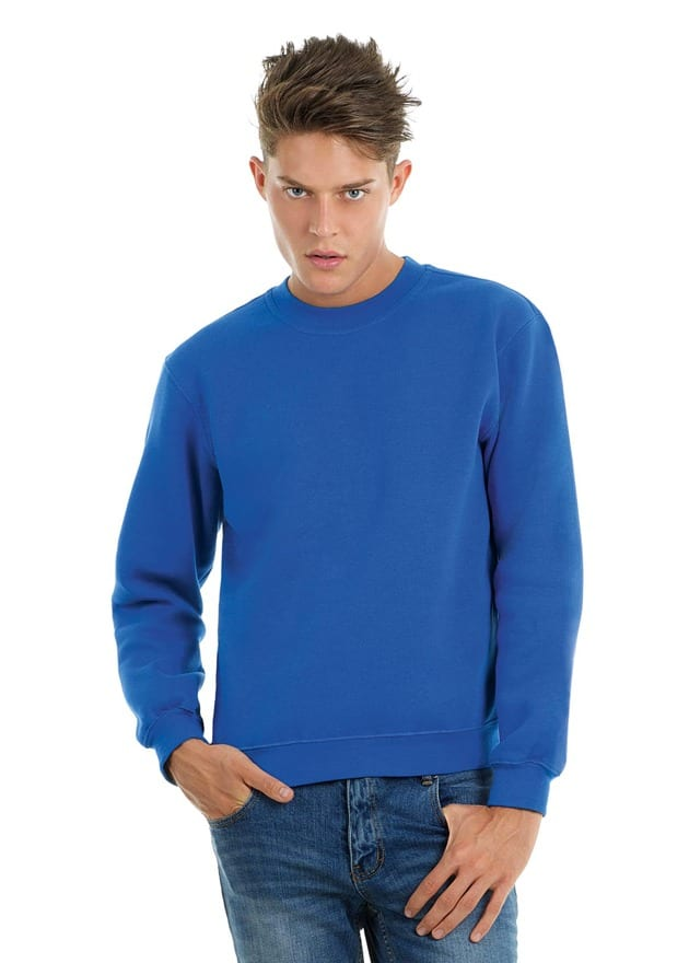B&C BA401 - Set-in sweatshirt