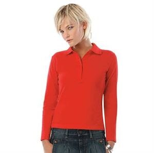 B&C Collection B370L - Safran pure long sleeve /women