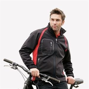 Finden & Hales LV620 - Team Soft Shell Jacket