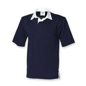 Front row FR03M - Rugby shirt met korte mouwen