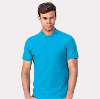 Fruit of the Loom SS255 - Polo Homem Premium