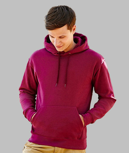 Fruit of the Loom SS224 - Sudadera con capucha Classic 80/20