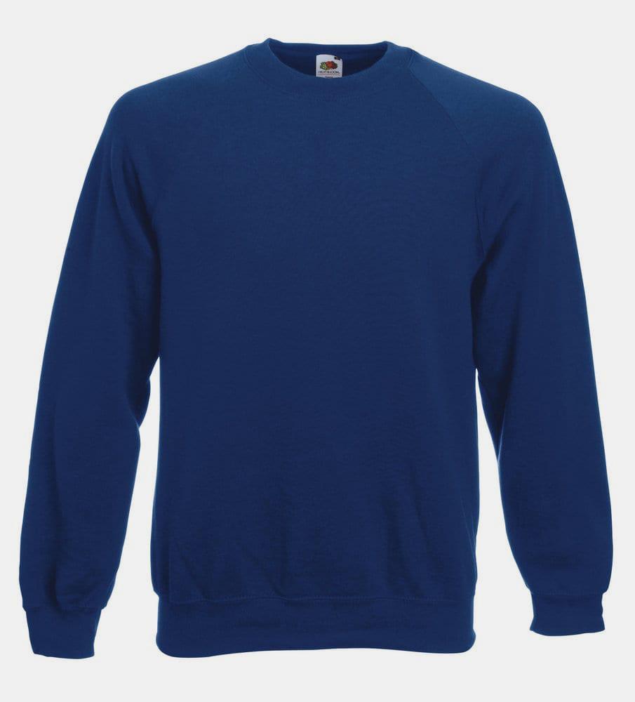 Fruit of the Loom SS270 - Classic 80/20 raglan sweatshirt