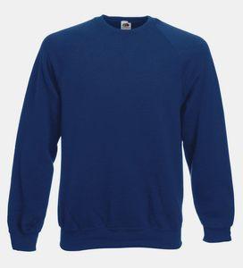 Fruit of the Loom SS270 - Sweat-shirt raglan Classic