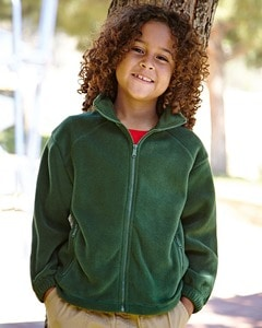 Fruit of the Loom SS525 - Kids outdoor fleece