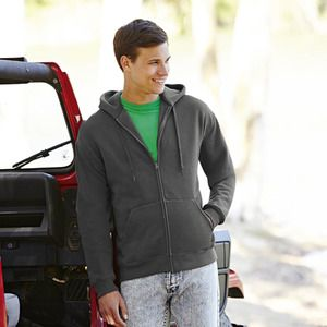 Fruit of the Loom SS822 - Premium 70/30 hooded sweatshirt jacket