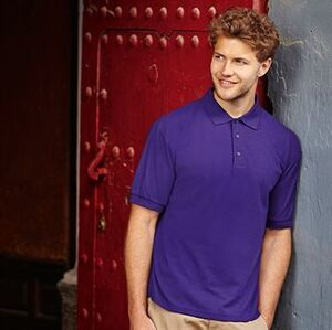 Fruit of the Loom SS402 - 65/35 Polo