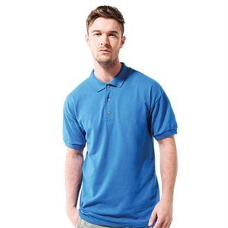 Gildan GD038 - Ultra Cotton™ combed ringspun adult piqué polo