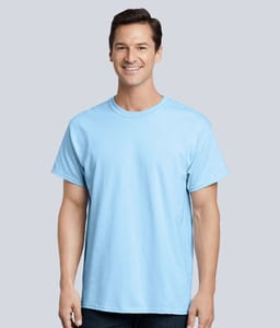 Gildan GD002 - 50% Cotton - 50% Polyester- adult t-shirt