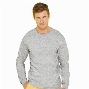 Gildan GD014 - Ultra Cotton ™ Langarm-T-Shirt Herren