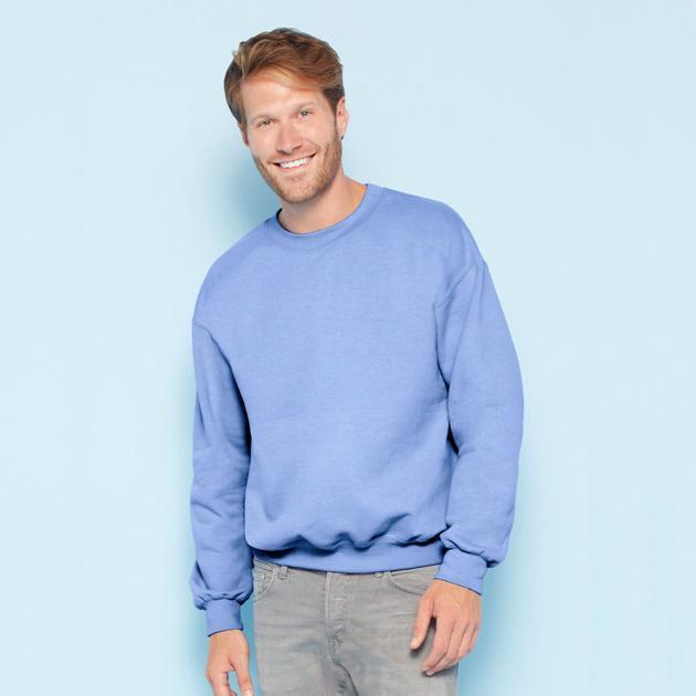 Gildan GD052 - DryBlend™ adult crew neck sweatshirt