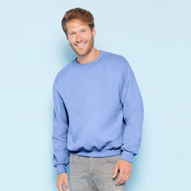 Gildan GD052 - DryBlend™ adult crew neck sweatshirt