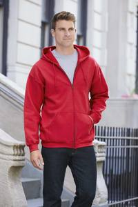 Gildan GD058 - HeavyBlend™ adult full zip hooded sweatshirt