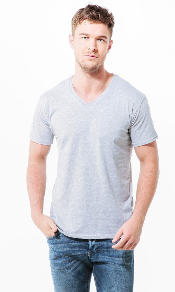 Gildan GD010 - Softstyle™ v-hals t-shirt