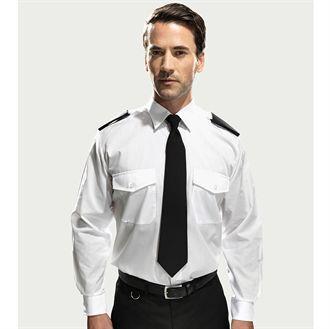 Premier PR210 - Long Sleeve Pilot Shirt