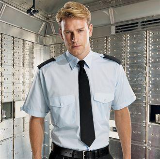 Premier PR212 - Short Sleeve Pilot Shirt