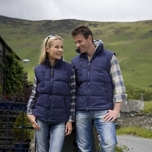 Result RE88A - Ultra padded bodywarmer