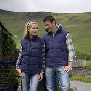 Result RE88A - Colete Acolchoado R88 Windproof Bodywarmer