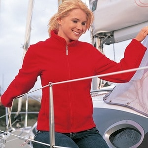 Result RE85F - Dames Microfleece jack