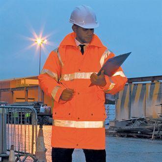 Result Safeguard RE18A - Safeguard jacket