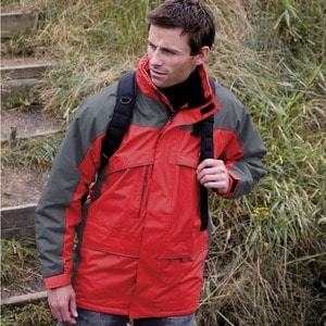 Result RE98A - Seneca hi-activity jacket