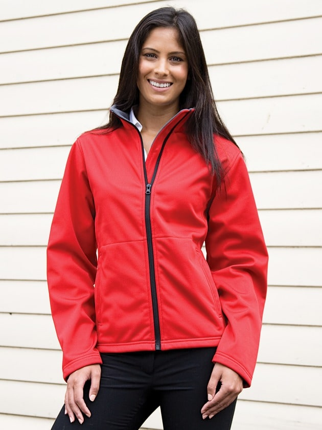 Result Core R209F - Women's Core softshell jacket