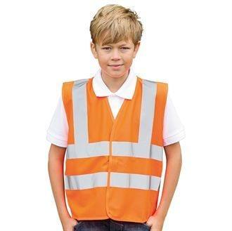 RTY High Visibility HV077 - Kids high visibility vest