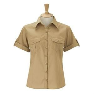 Russell J919F - Roll-Hülse Kurzarm-Shirt
