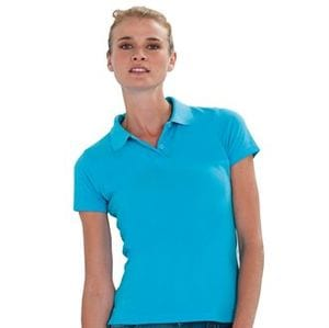 Russell J569F - Womens classic cotton polo