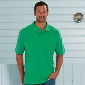 Russell J569M - Classic cotton pique polo