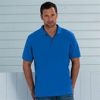Russell J577M - Ultimate classic cotton polo