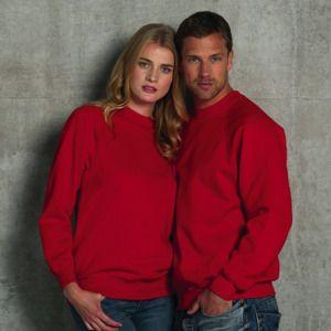 Russell 7620M - Klassisches Sweatshirt