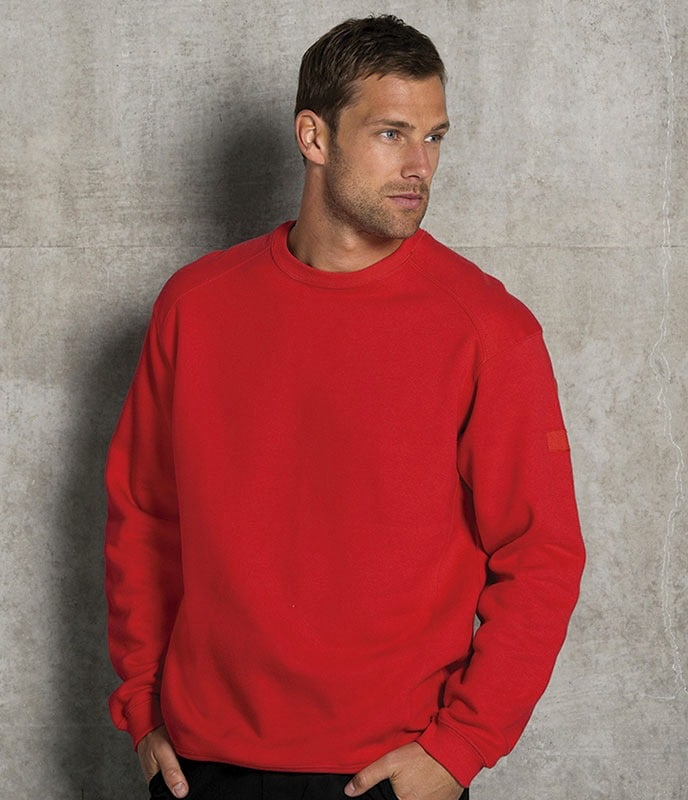 Russell J013M - Heavy-Duty-Rundhalsausschnitt-Sweatshirt