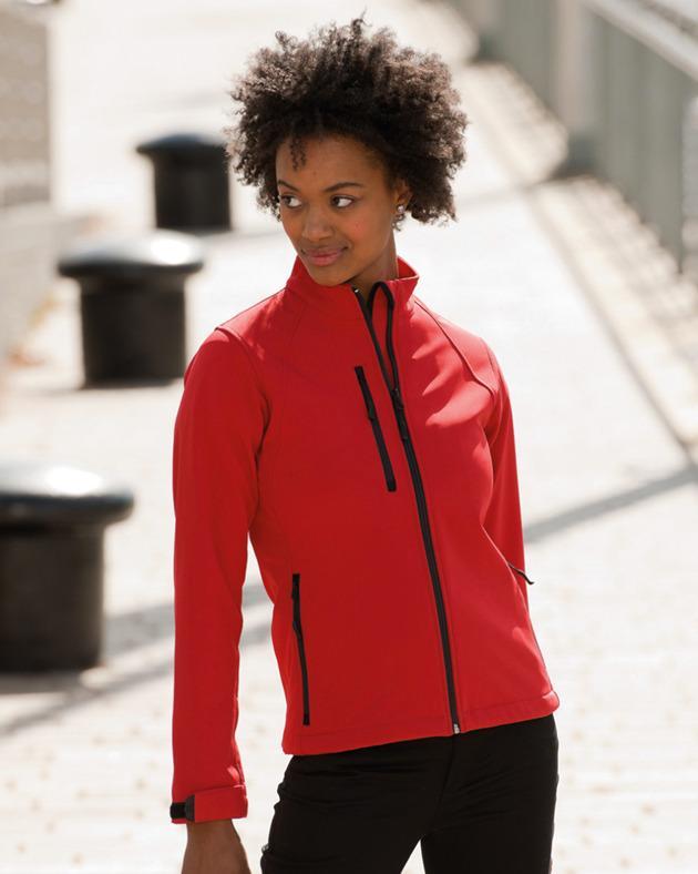 Russell J140F - Women's softshell jacket