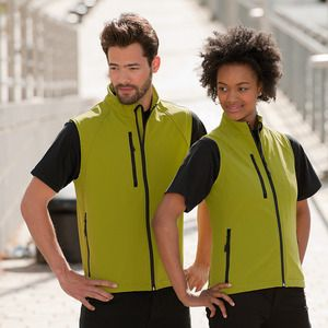 Russell J141M - Softshell gilet