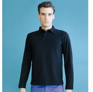 Skinnifit SFM44 - Long sleeve stretch polo