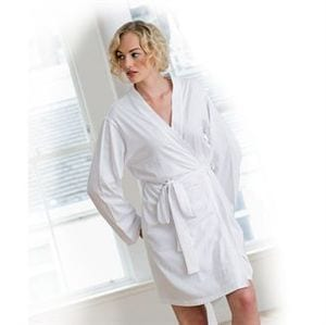 Towel City TC050 - Womens wrap robe