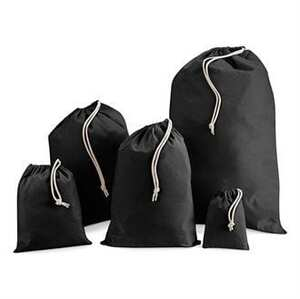 Westford mill WM115 - Cotton Stuff Bag