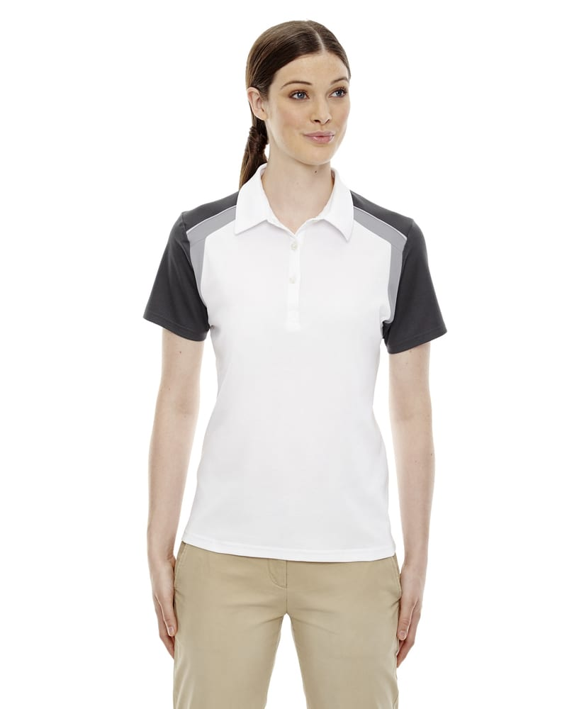 Ash City Extreme 75065 - Ladies' Edry™ Color-Block Polo