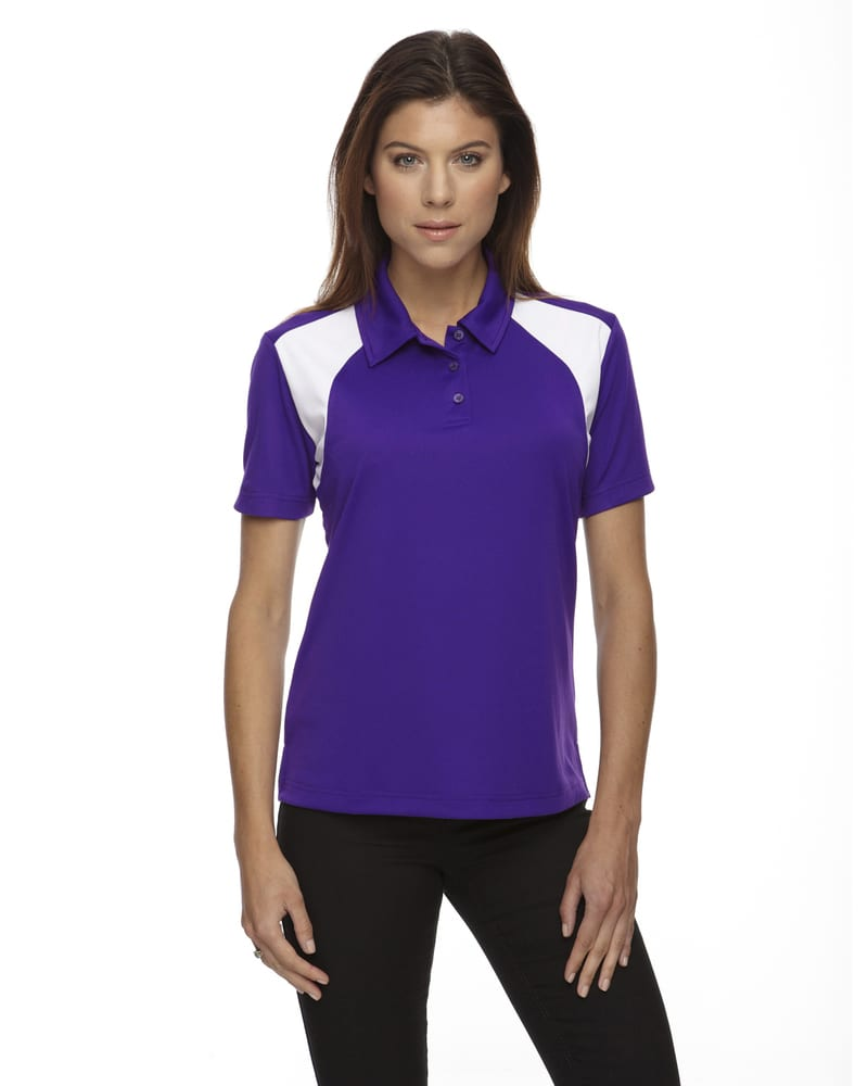 Extreme 75066 - Polo Eperformance™ Color-Block Textured