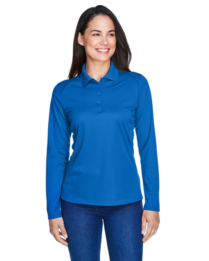Ash City Extreme 75111 - Armour Ladies' Eperformance™ Snag Protection Long Sleeves Polo
