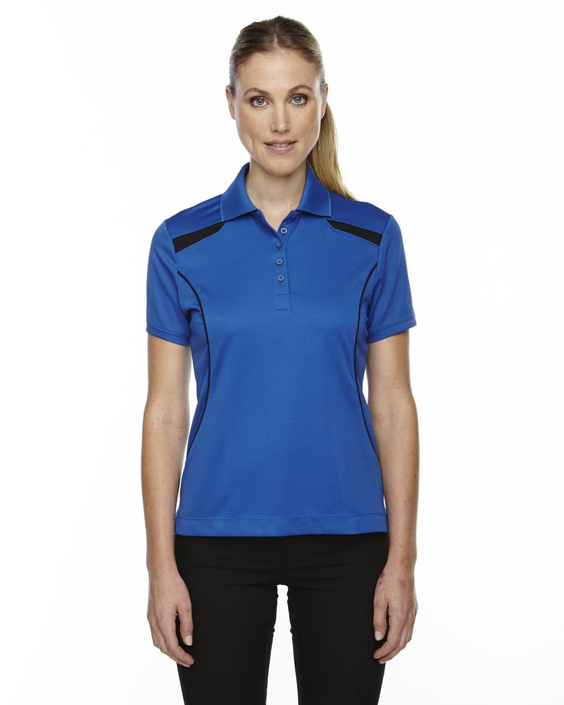 Ash City Extreme 75112 - Tempo PoloLadies' Recycled Polyester Performance Polo