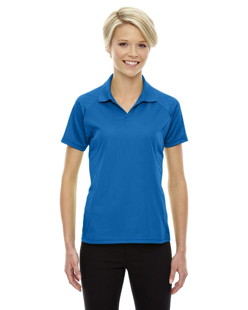 Ash City Extreme 75116 - Stride Ladies' Jacquard Polos