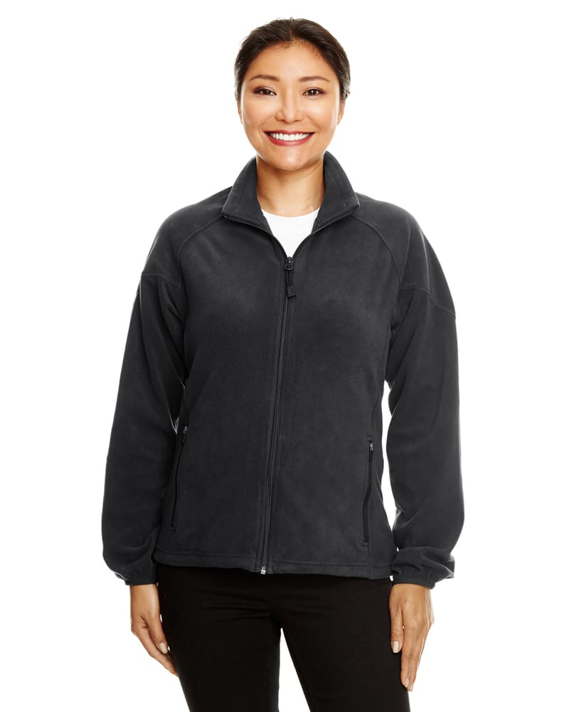 Ash City Vintage 78025 - Ladies' Microfleece Unlined Jacket