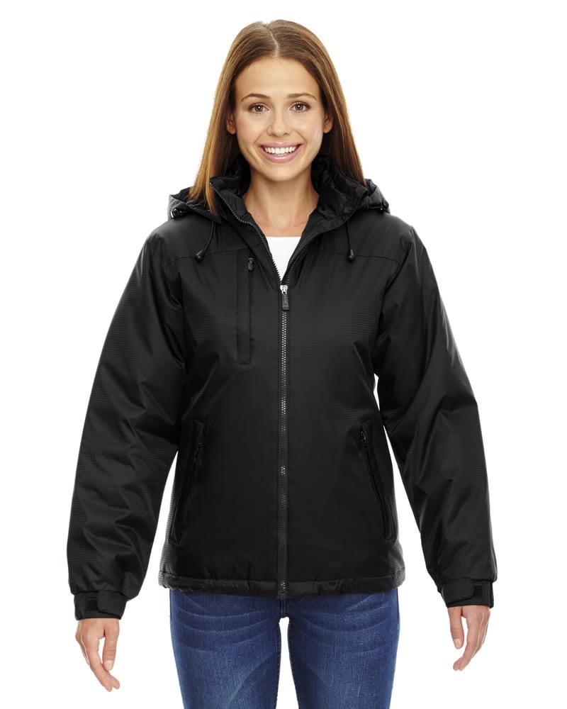 Ash City North End 78059 - Ladies' Hi-Loft Insulated Jacket
