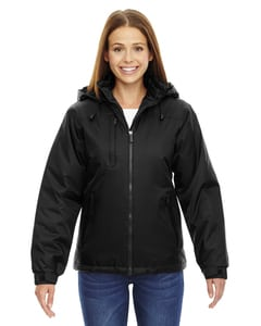 Ash City North End 78059 - Manteau Pour Femme Avec Isolant