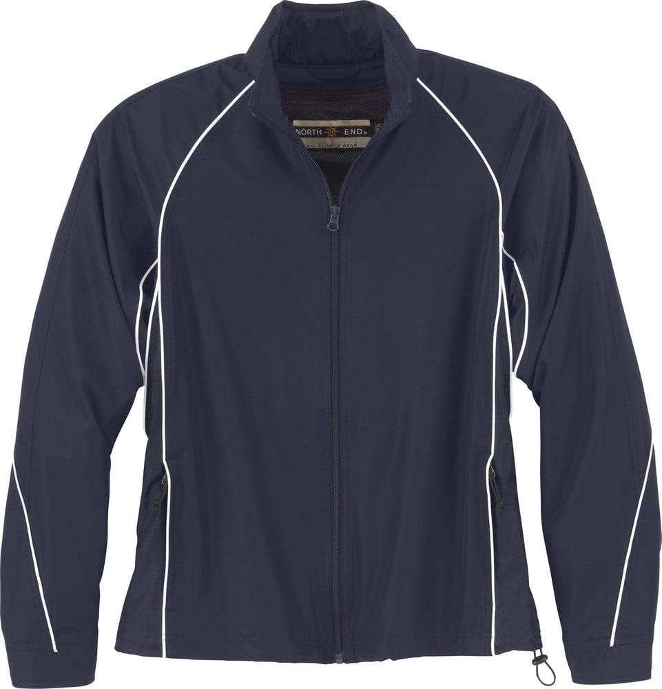 Ash City Vintage 78066 - Ladies' Woven Twill Athletic Jacket