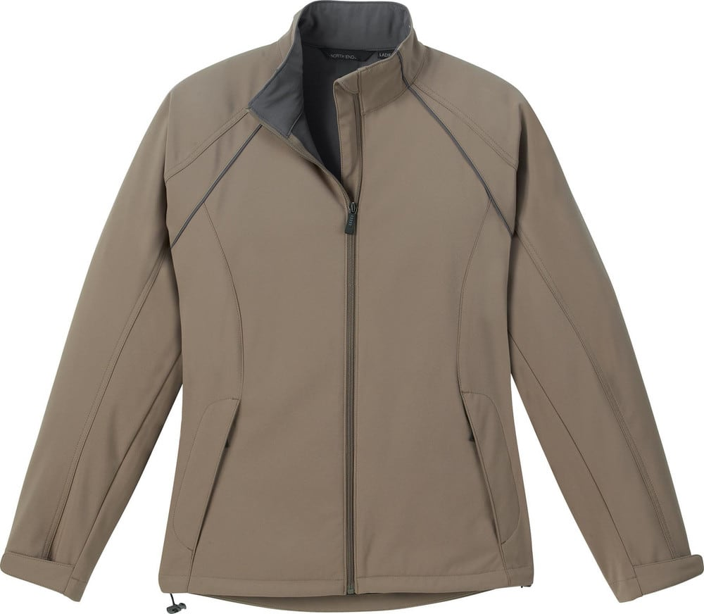 Ash City North End 78075 - Ladies' Lightweight Soft Shell Jacket